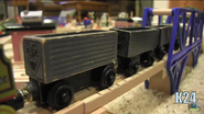 Gray Troublesome Trucks 4