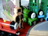 Toby and the New Engine