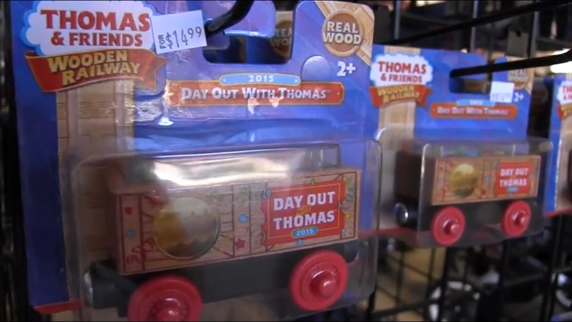 Day Out With Thomas Cargo Car