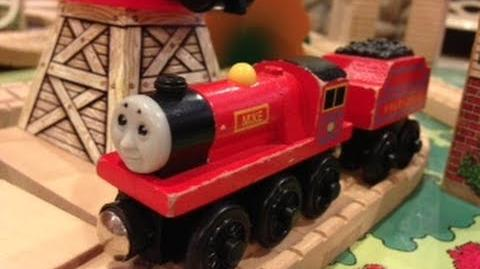 Mike the Arlesdale Engine Review ThomasWoodenRailway Discussion 56