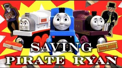 Saving Pirate Ryan Thomas & Friends Wooden Railway Adventures Full Movie (2017)
