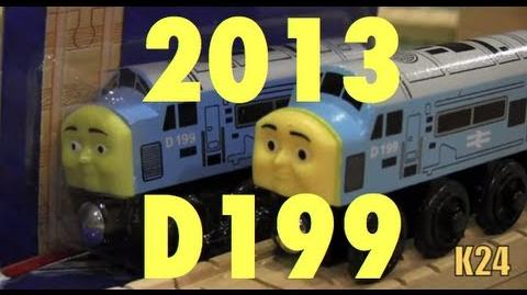 2013 D199 Review ThomasWoodenRailway Discussion 50