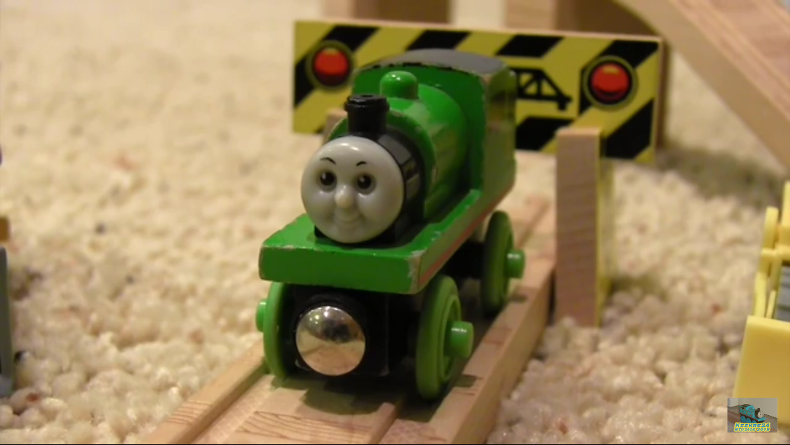 Percy's Ghost Engine
