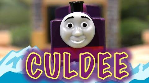 Culdee the Mountain Engine Review ThomasWoodenRailway Discussion 67