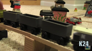 Gray Troublesome Trucks 3