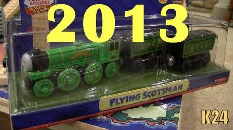 2013 Flying Scotsman Review ThomasWoodenRailway Discussion 48