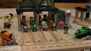 Knapford Station in Oliver's Eleven.png
