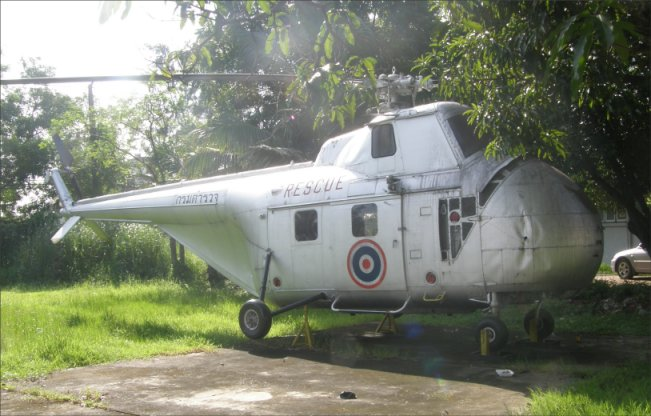 The Chinese Helicopter
