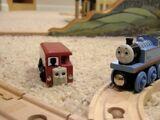 Thomas' branch line