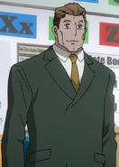 Alan Foster Anime
