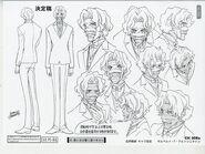 Gilbert character sheet