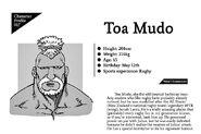 Toa Mudo profile