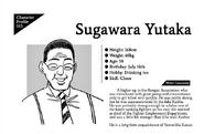 Sugawara Yutaka bio