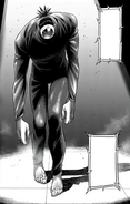 The Silent Nightmare, Terashi