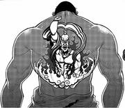 Komada's Deva tattoo.png