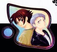 Kenichi and Kaku Shin Ten