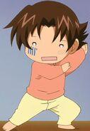 Shrunken Kenichi Shirahama