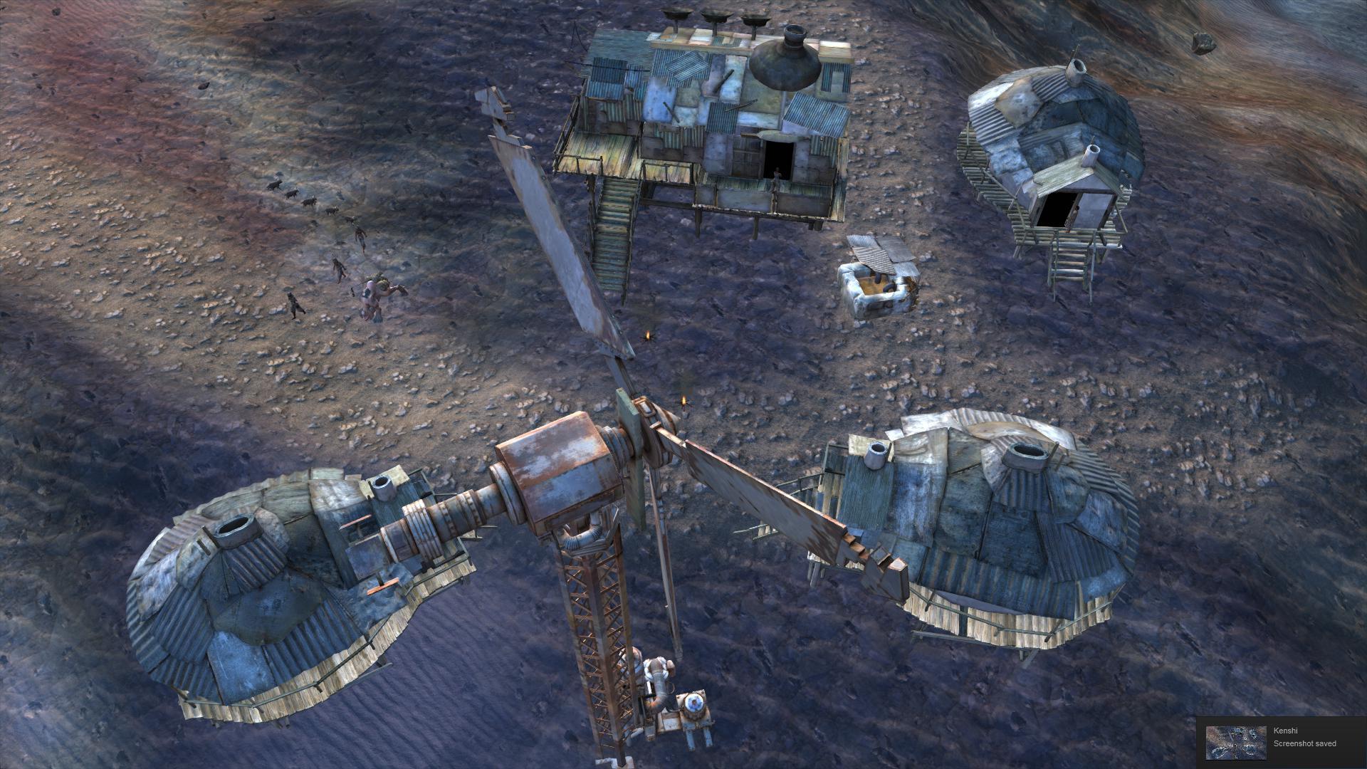 Settled Nomad Village
