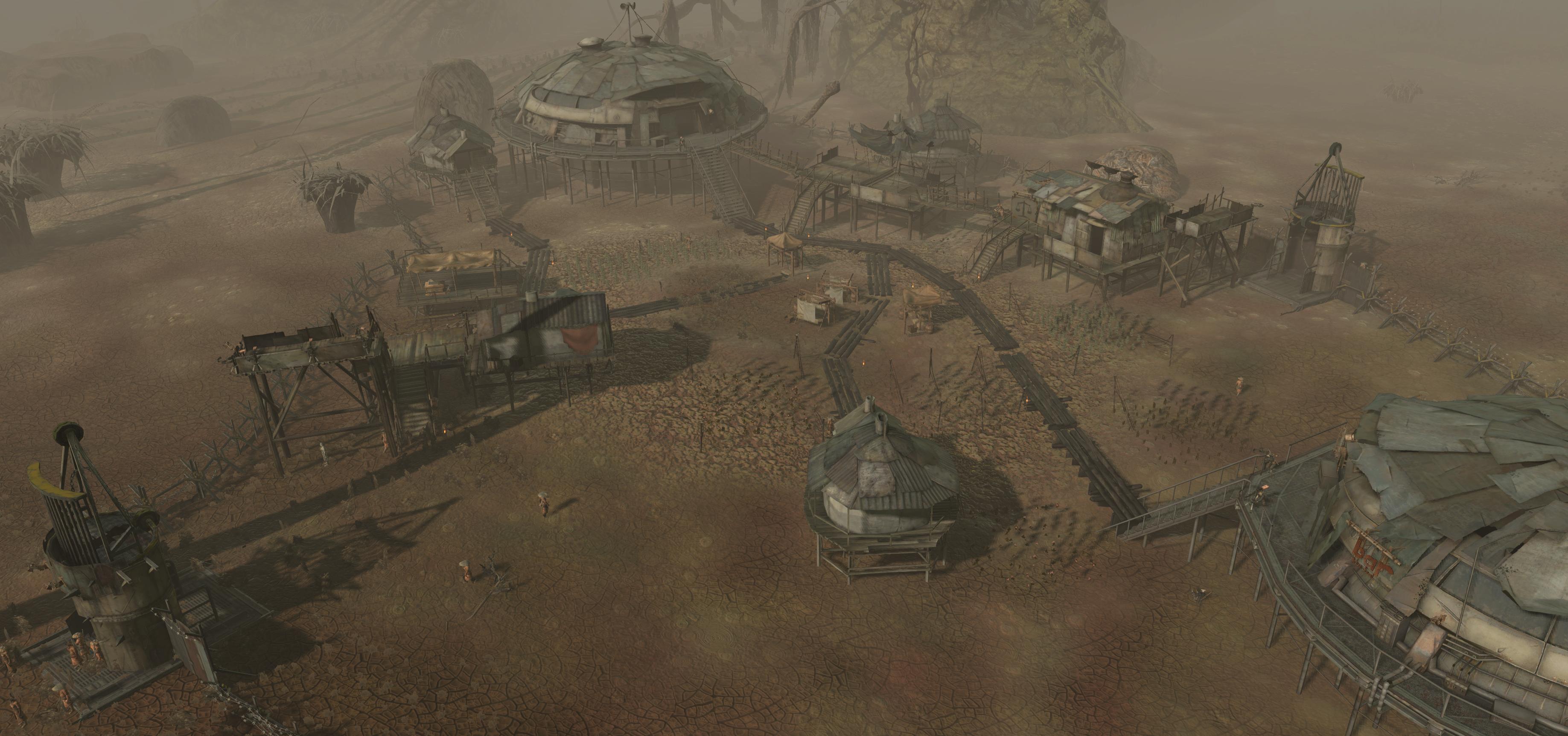 Mud Town