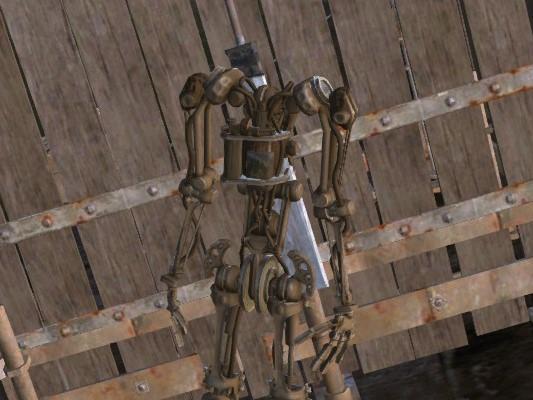 Armour King's Thrall