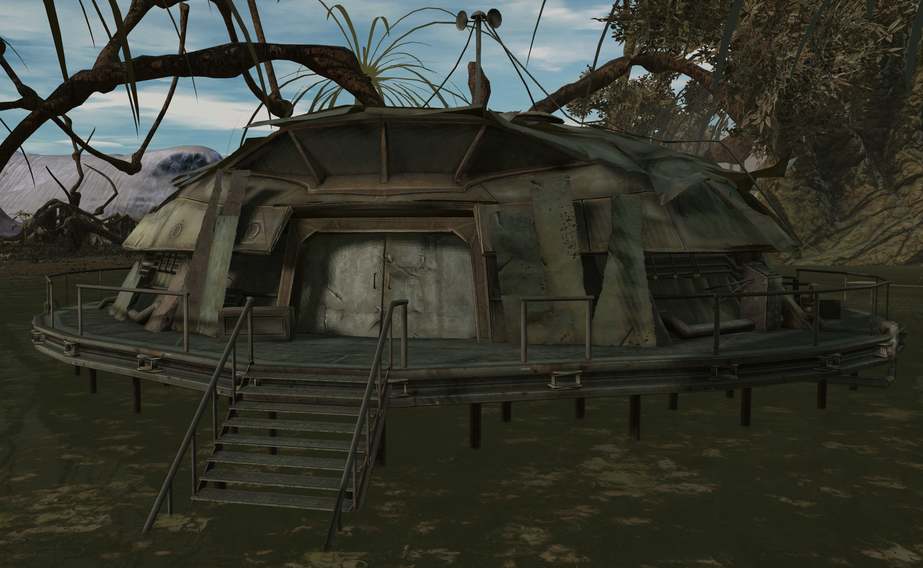 Red Sabre Hideout