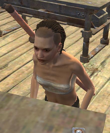 Ex-Slave Recruit