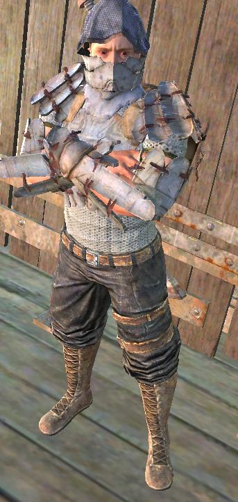 Cannibal Hunter Robun