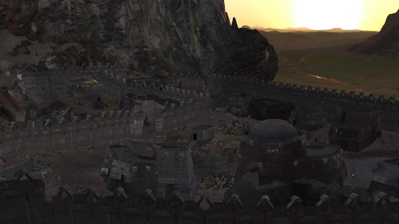 Blister Hill, Flotsam Ninjas