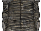 Black Plate Jacket