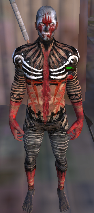 Cannibal Chief
