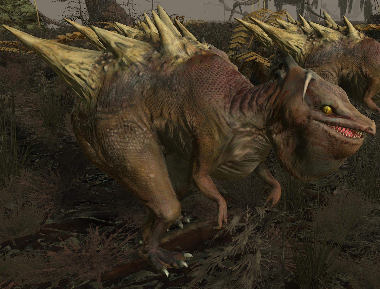 Swamp Raptor