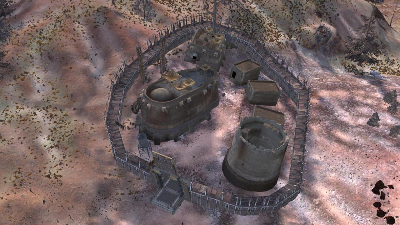 Cult Village, Slave Traders