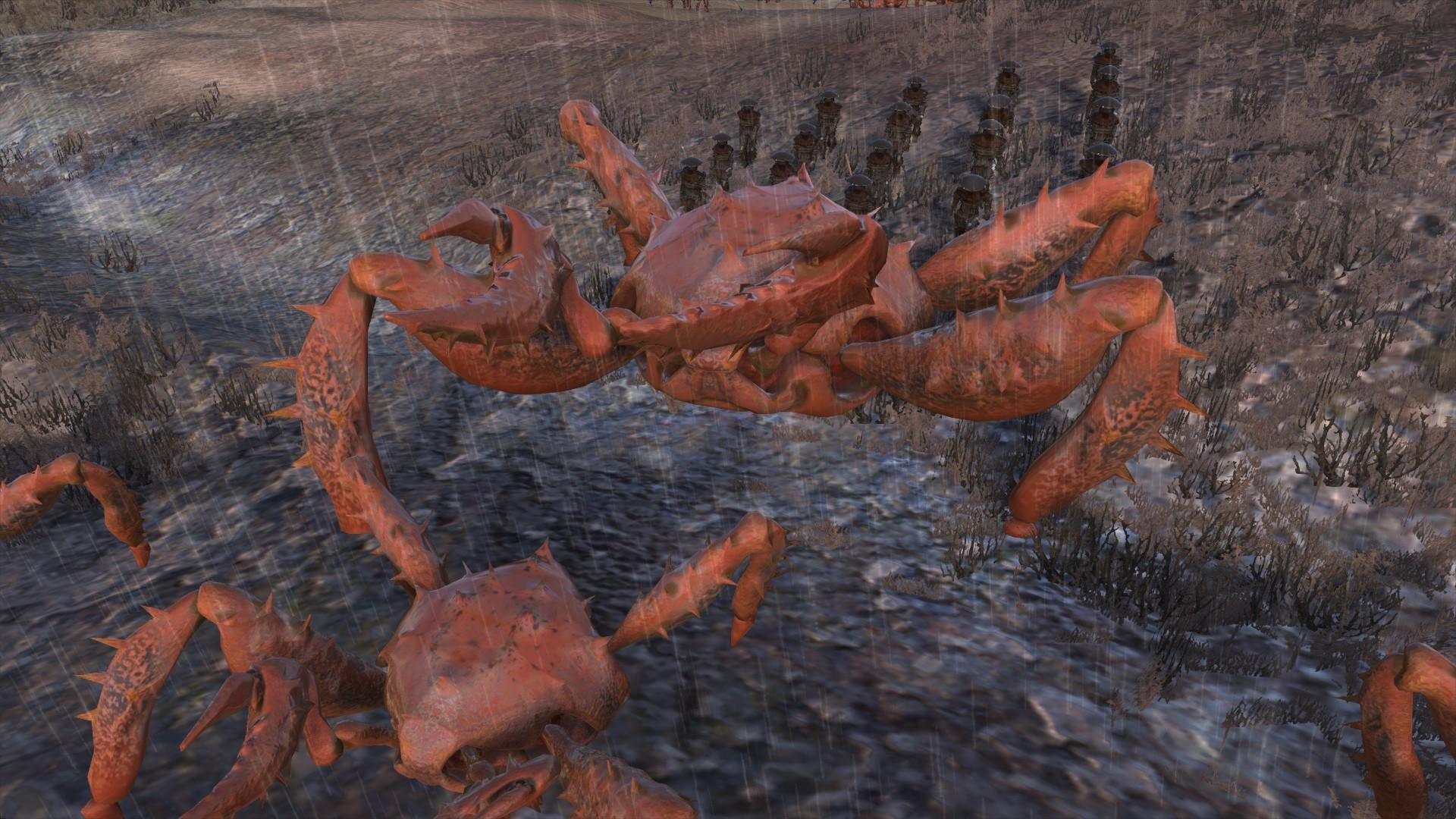 The Crabinator