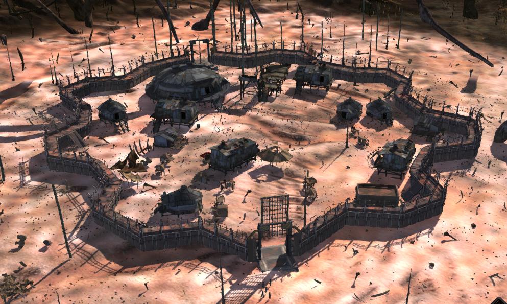 Manhunter Base
