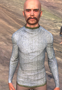 Chainmail equipped