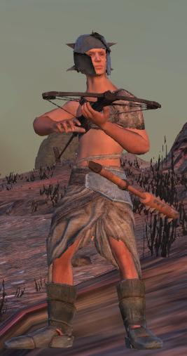 Dust Bandit Bowman