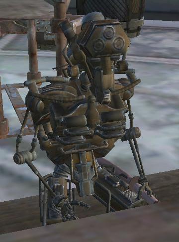 Disheartened Skeleton
