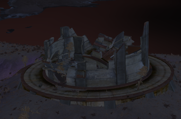 Old Empire Watchtower