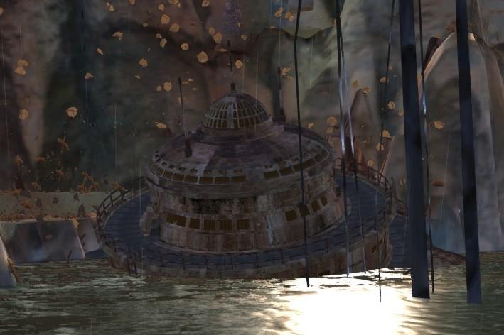 Drowned Ruins