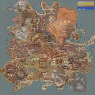 Kenshi all in one map