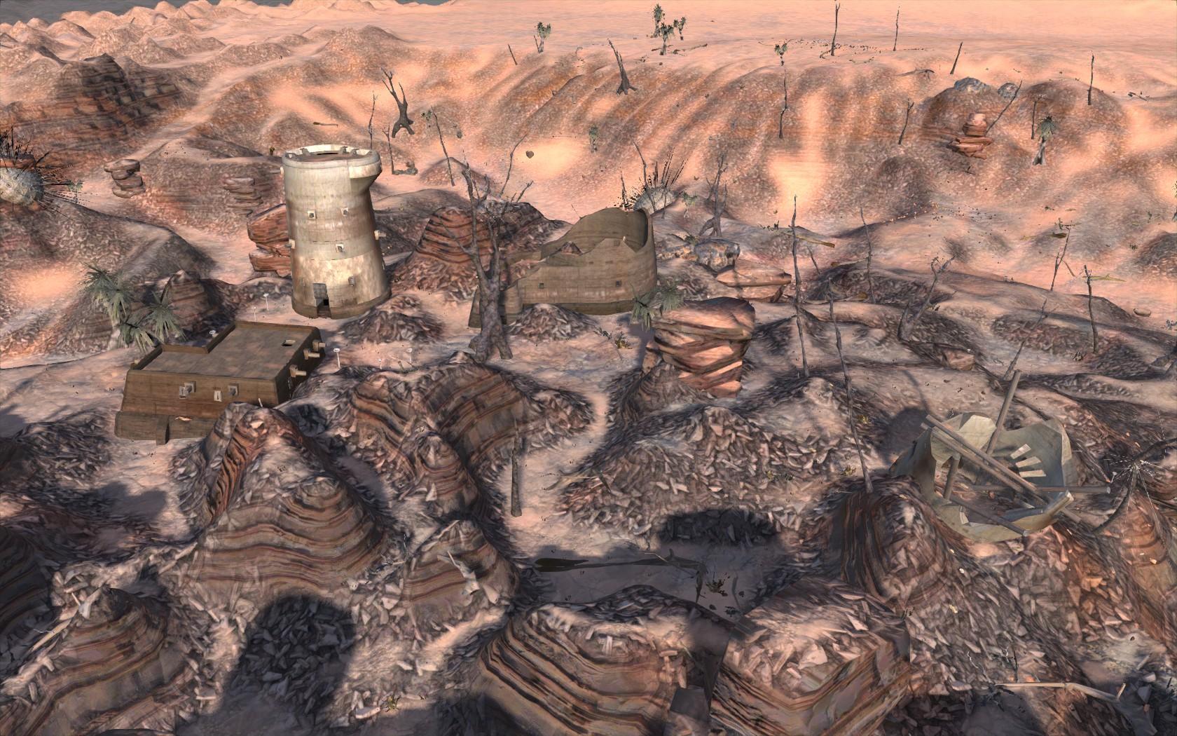 Shek Ruins