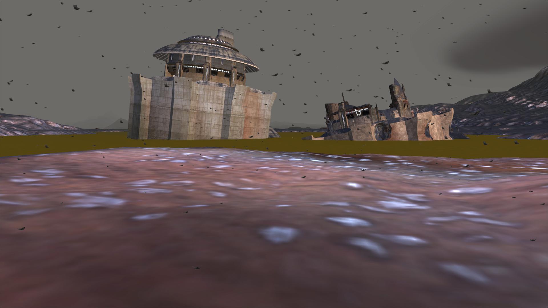 Crumbling Labs