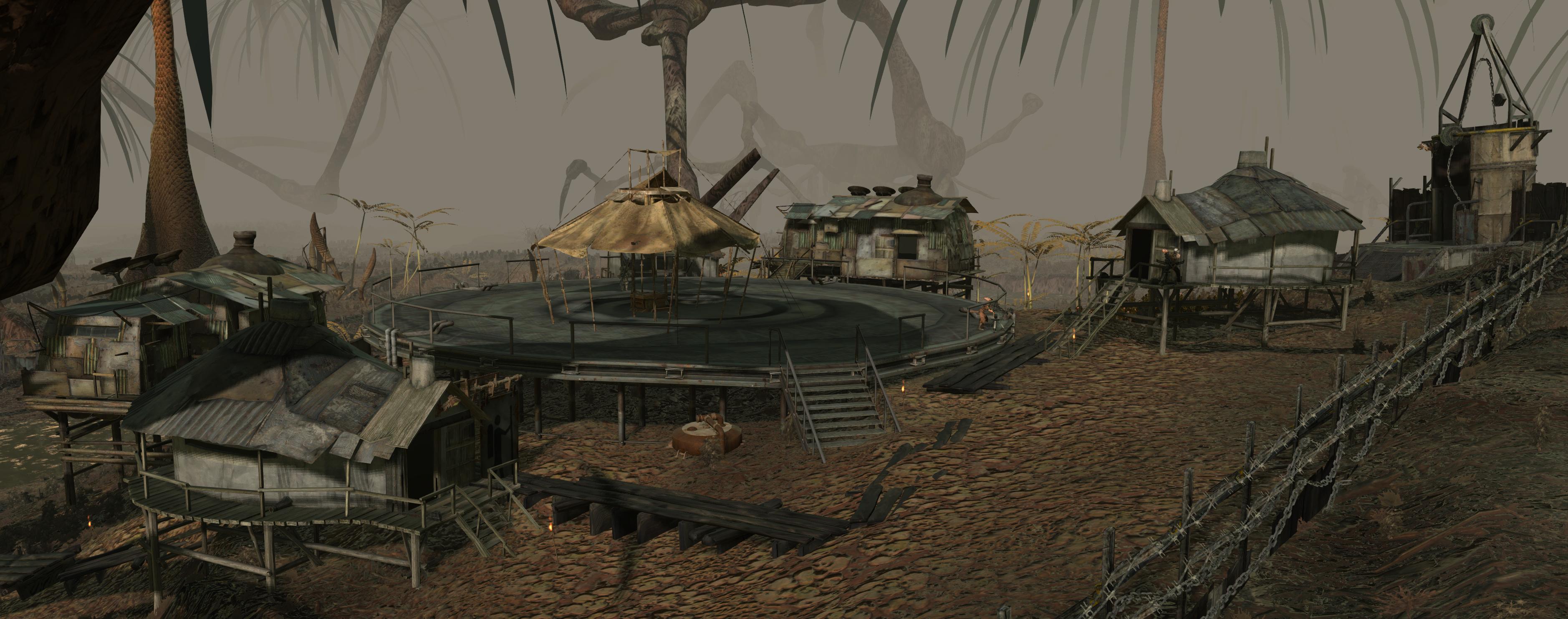 Stone Rat Village