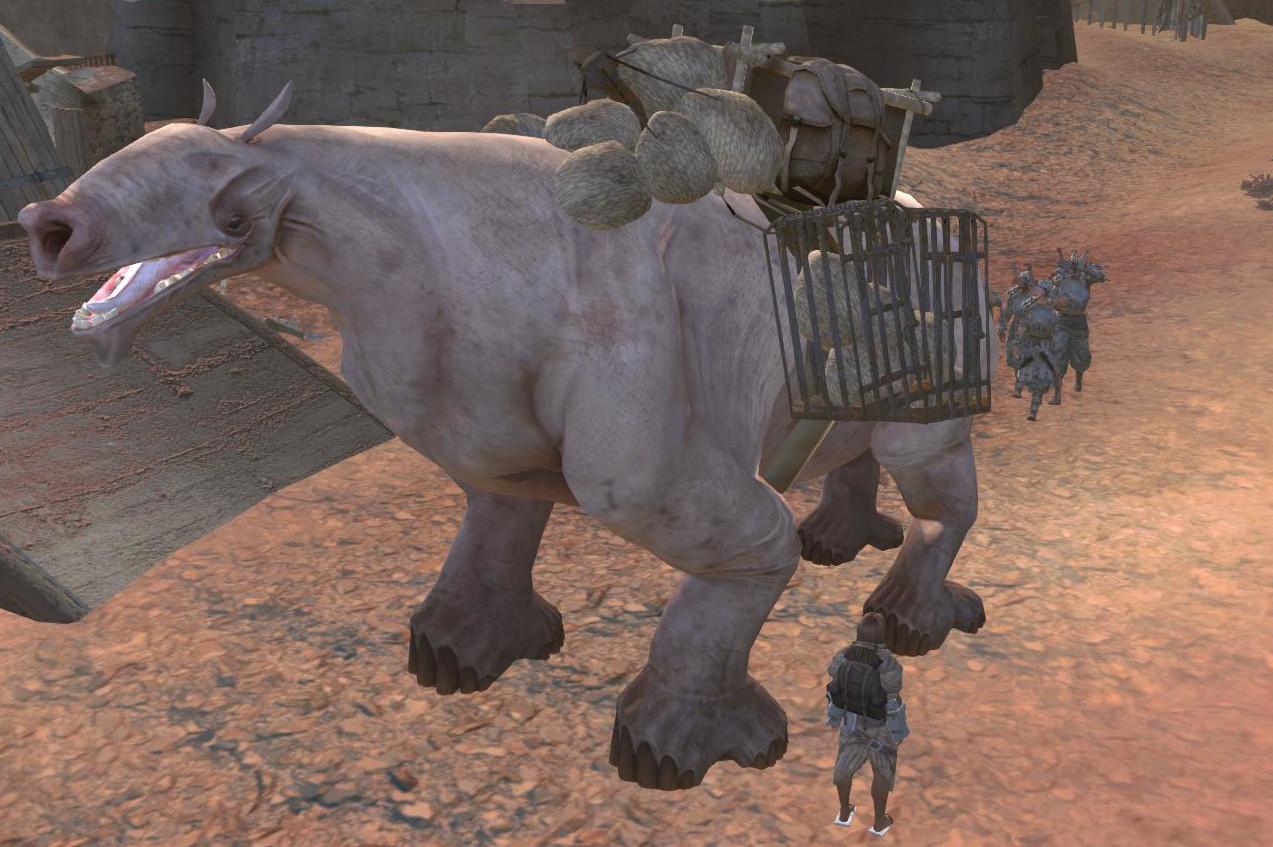 Cage Beast