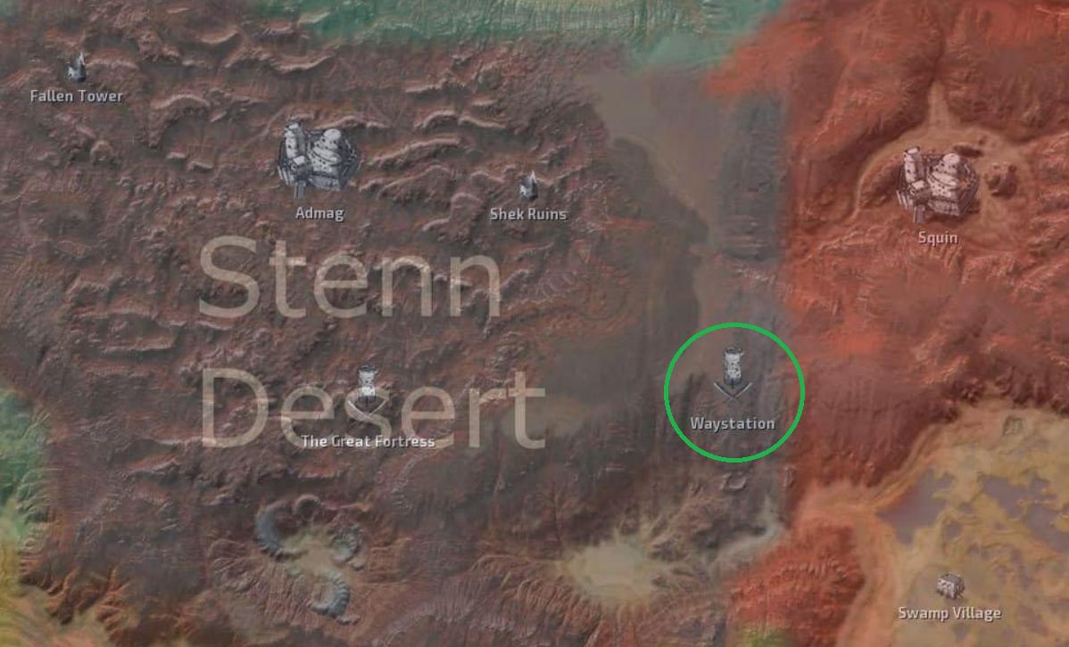 Waystation (Stenn Desert)
