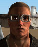 Square Goggles