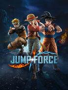 Jump force boxart
