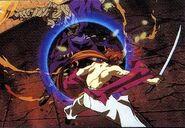 Hiten Mitsurugi Ryu Amekakeru Ryu no Hirameki