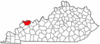 Map of Kentucky highlighting Henderson County.png