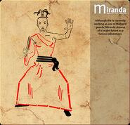 Card Miranda